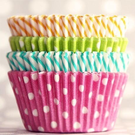 O que você precisa para fazer cupcakes? 1