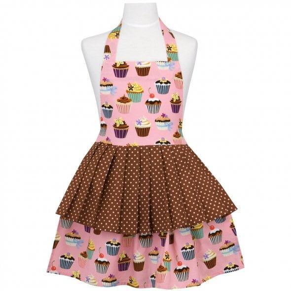 Aventais de cupcakes 1