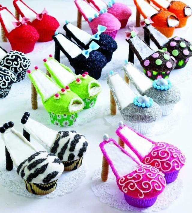 Cupcakes disfarçados 5