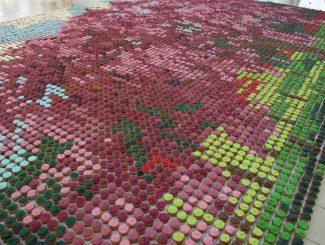 Mosaico de cupcake 1