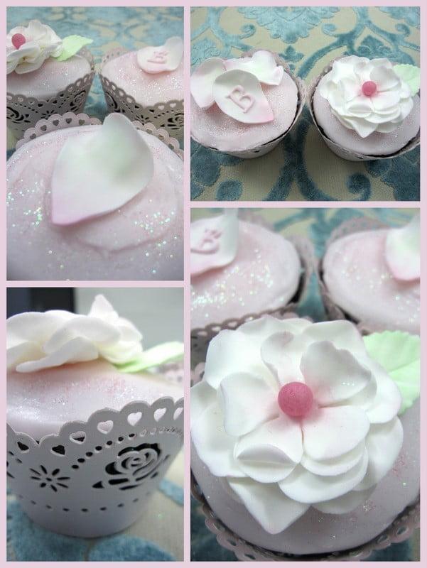 Tutorial cupcakes de rosas 1