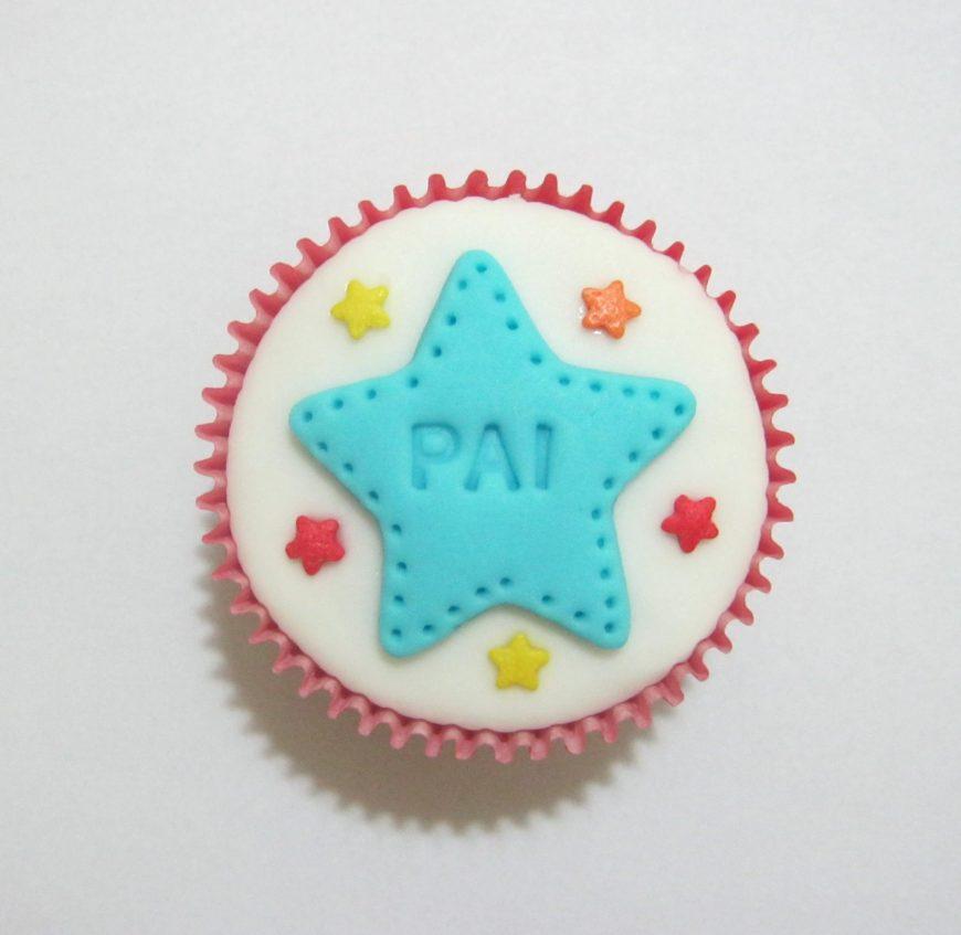 Cupcake para o dia dos pais 1