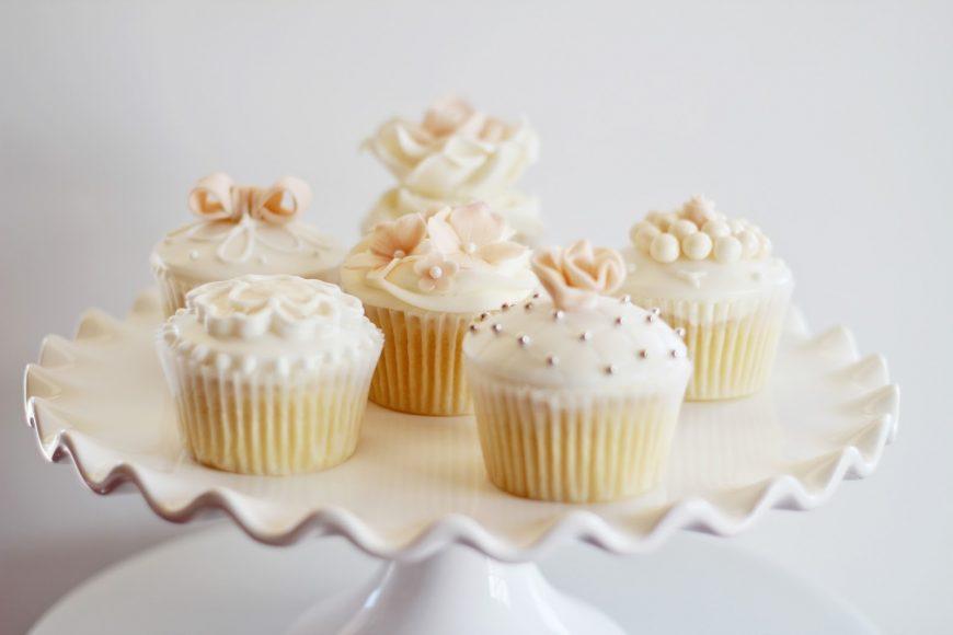 Cupcakes para casamento ou chá de panela 1