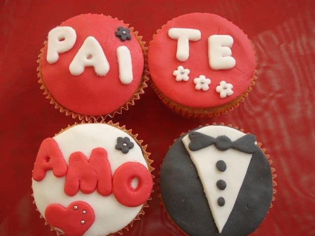 Cupcake para o dia dos pais 2