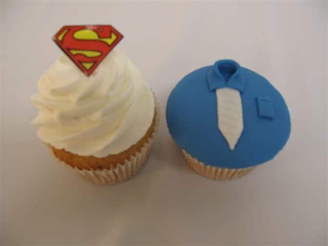Cupcake para o dia dos pais 3