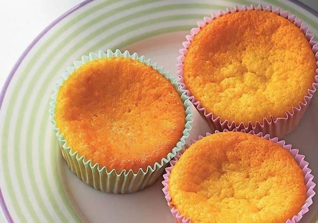 Cupcakes de milho verde 1