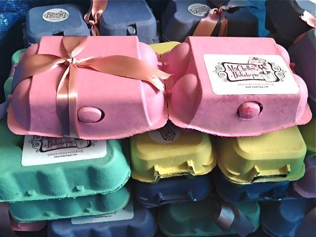 Sugestão de embalagem para mini-cupcakes 1