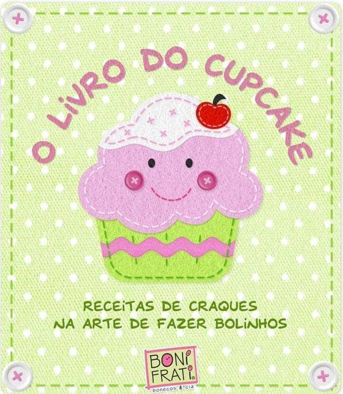 O livro do cupcake 1