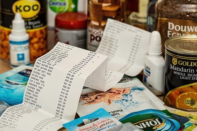 Planilha de custo da receita 1