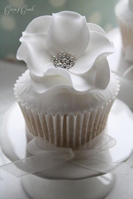Cupcakes de casamento