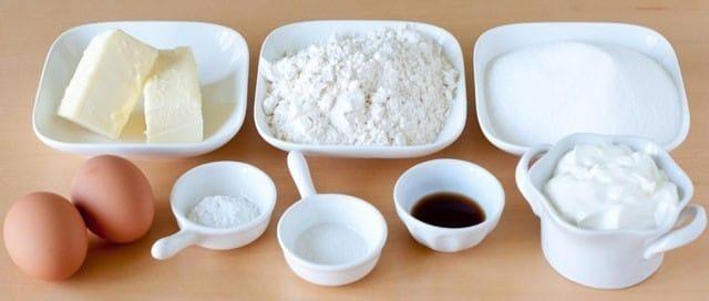 Cinnamon-Roll-Cupcake-Ingredients