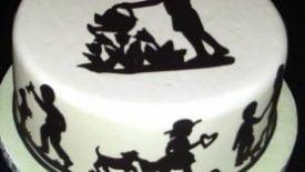 cricut-cake-silhouette