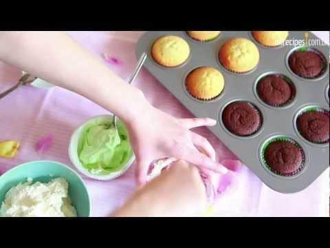 Como fazer o tal do buttercream - vídeo 1