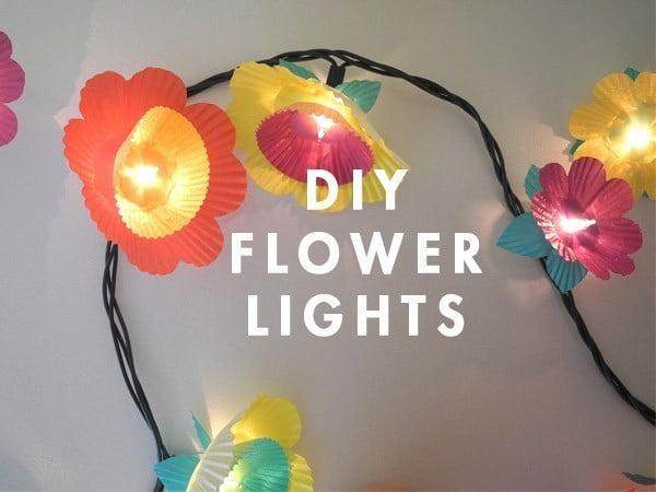 http://ohhappyday.com/2012/05/cupcake-flower-lights/
