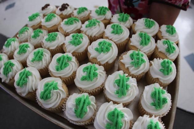 Por quanto você vende/compra cupcakes?
