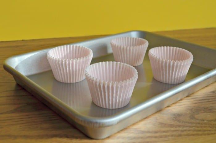 Fazendo cupcakes sem a forma de cupcakes II