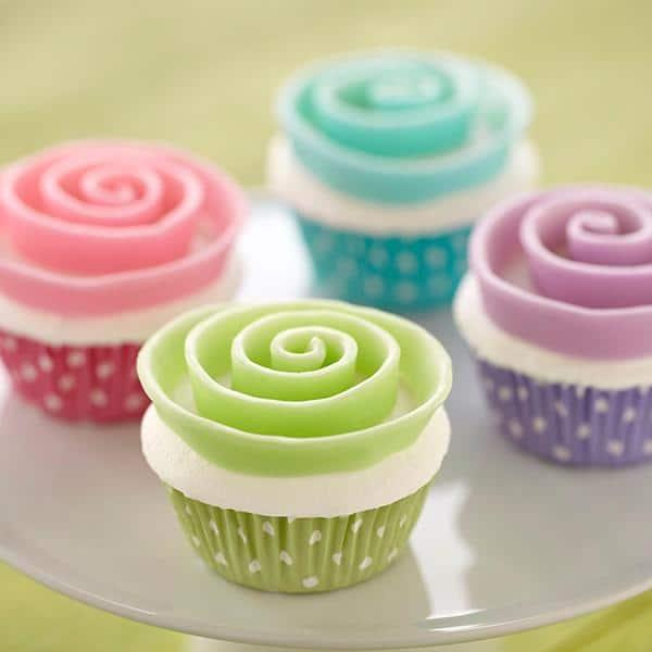 Mais de 700 ideias incríveis para cupcakes