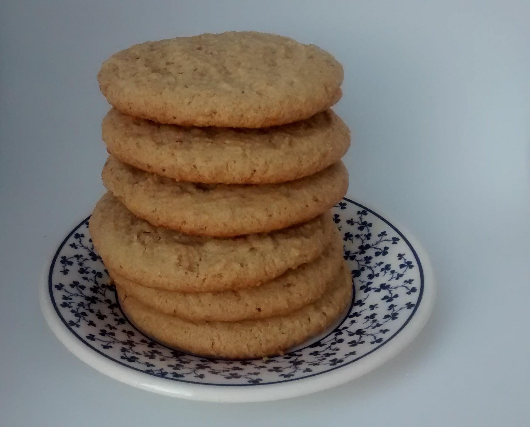 Cookie de aveia 1