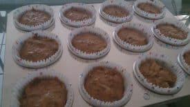 Cupcake de manteiga de amendoim da Candance Nelson (Sprinkles/Cupcake Wars) 1