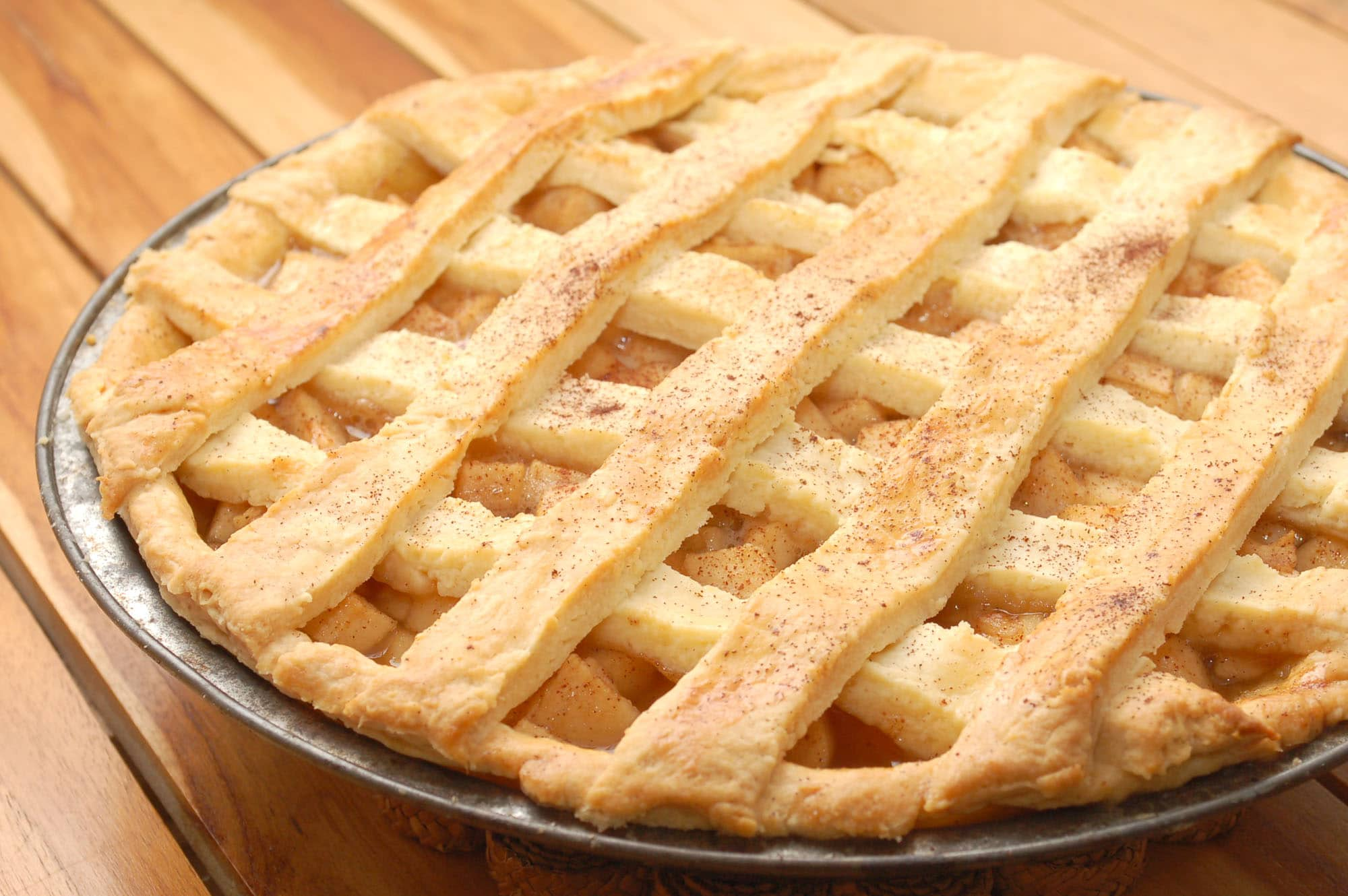 Muffins de torta de maçã 5