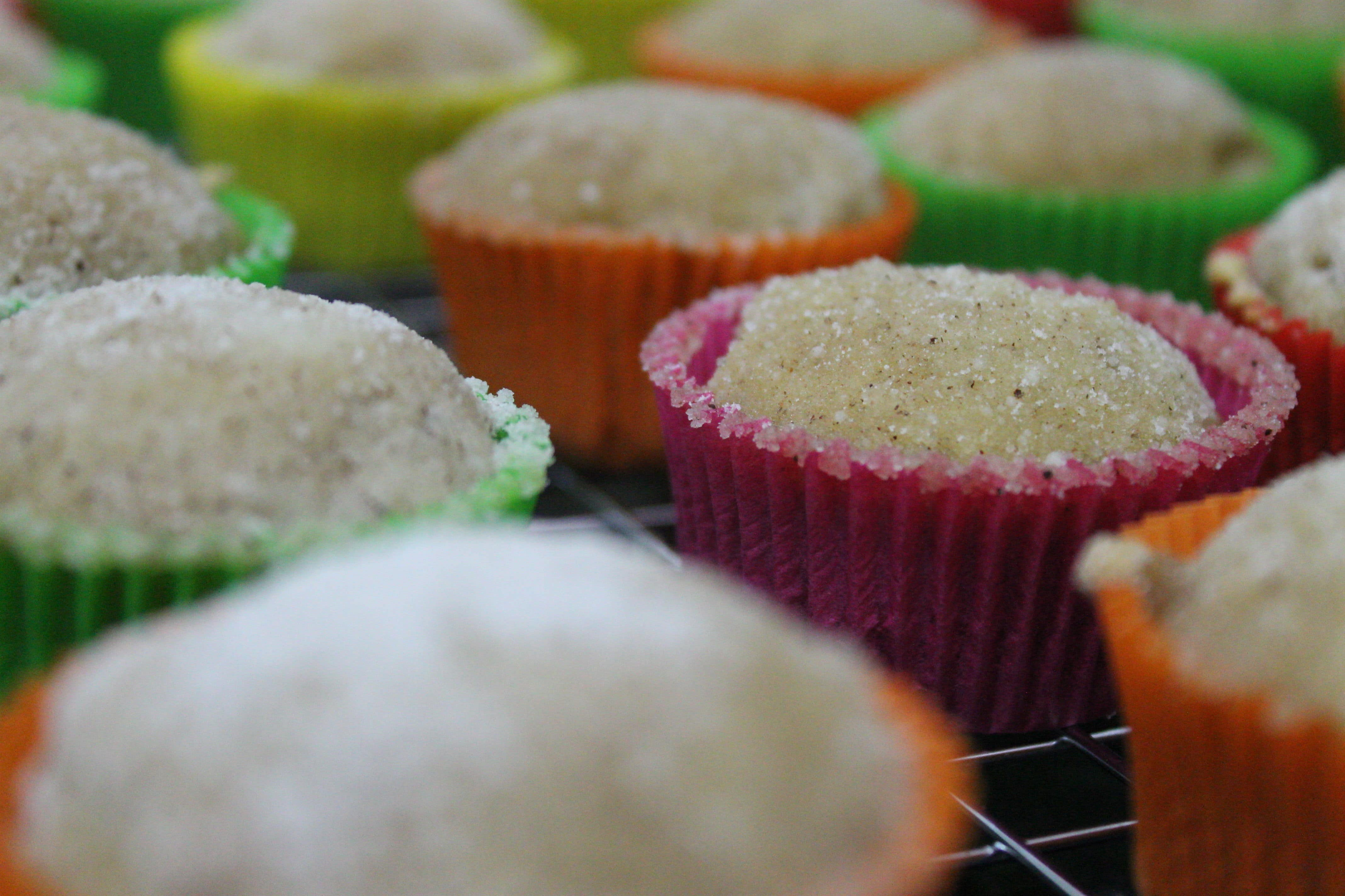 Muffins de canela 10