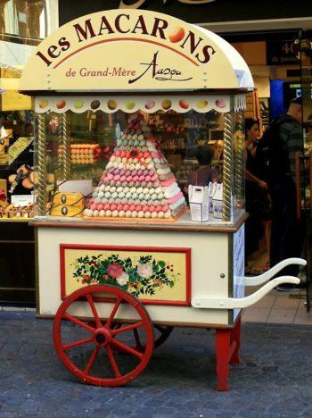 Carrinhos de cupcakes 1