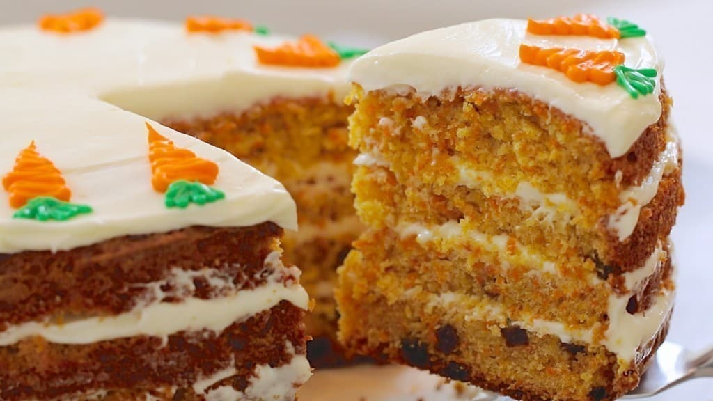 Gemma Stafford Carrot Cake Recipe