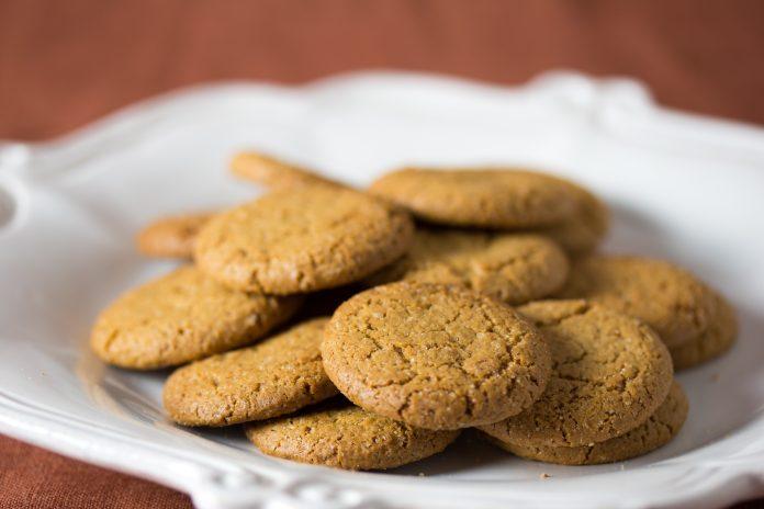 Cookie de gengibre 2