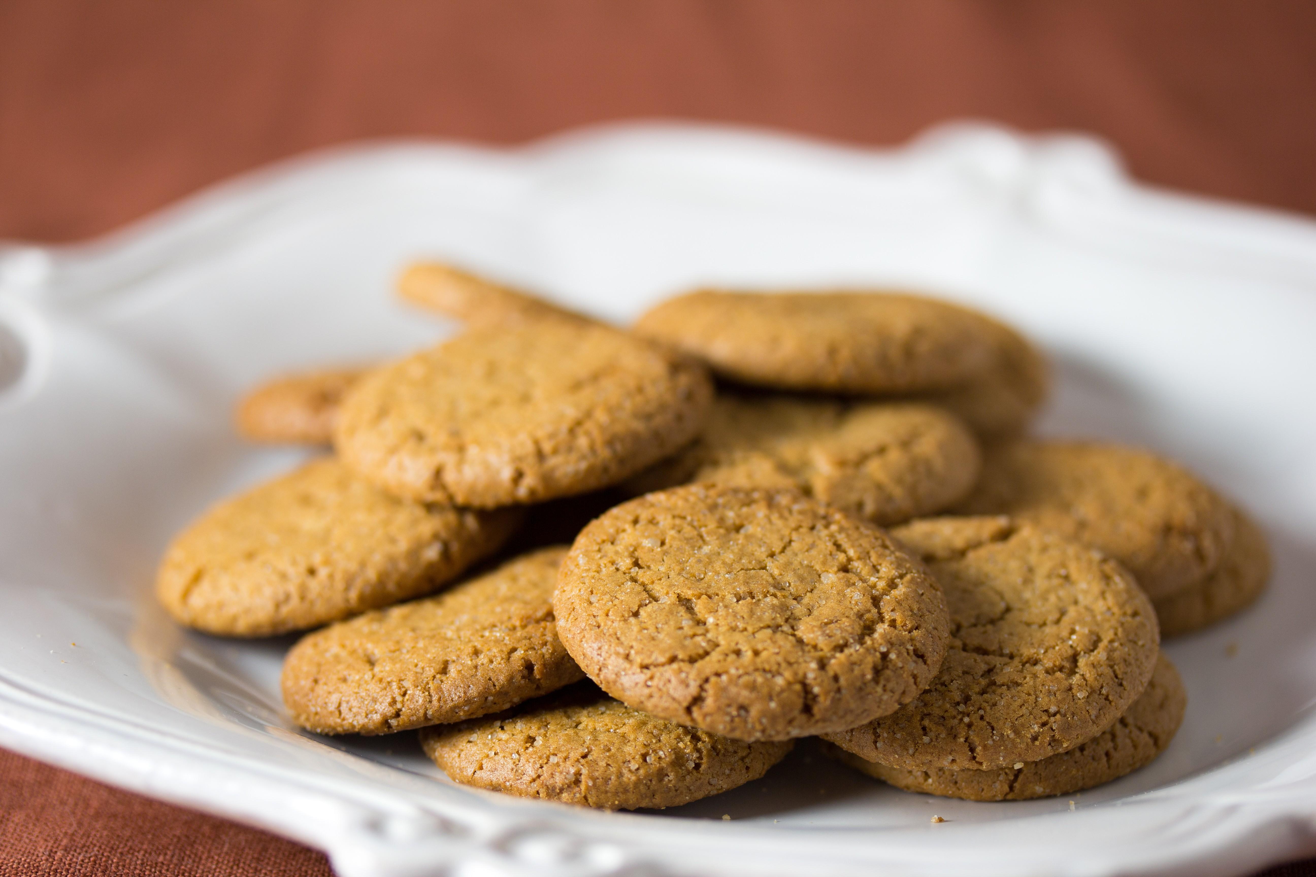 Cookie de gengibre 1