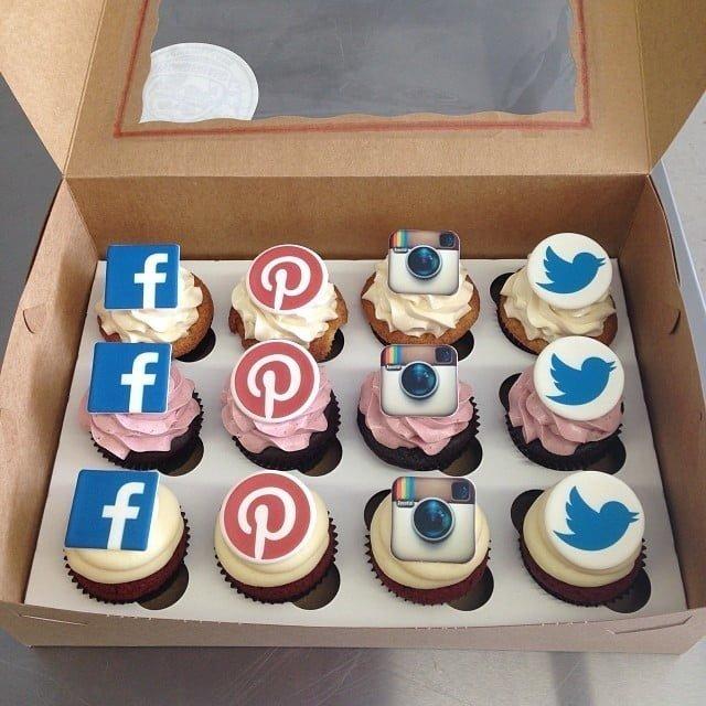 Venda seus cupcakes nas redes sociais