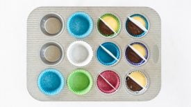 Cupcakes com massa de dois sabores 2