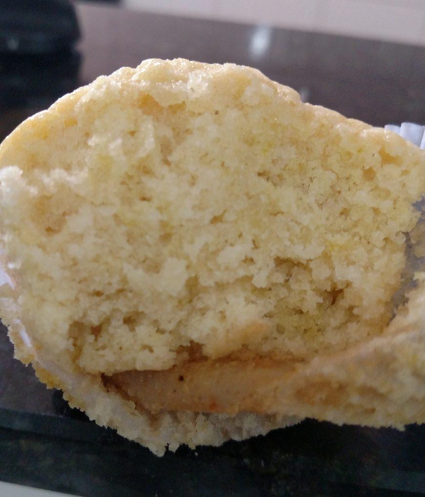 Cupcakes veganos de limão (sem manteiga, ovos ou leite) 2