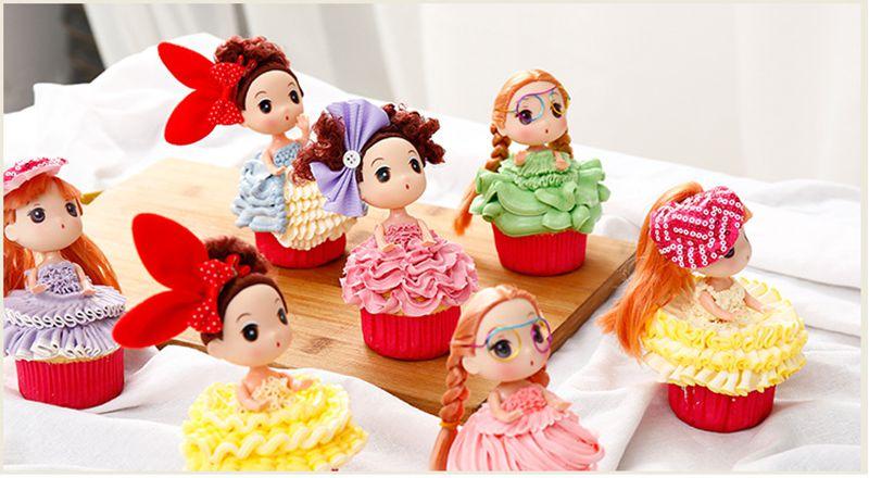 5 bicos sensacionais para decorar cupcakes e bolos 1