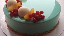 Os bolos espelhados da Olga Noskova 14