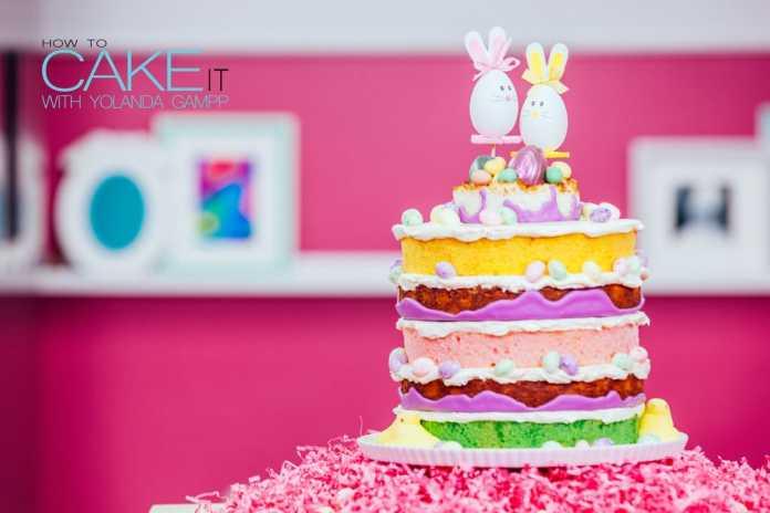 Yolanda Gampp transforma tudo em bolo (e ensina como) 11