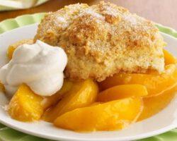 Torta de pêssego, maçã, pera, banana ou do que você tiver aí... 3
