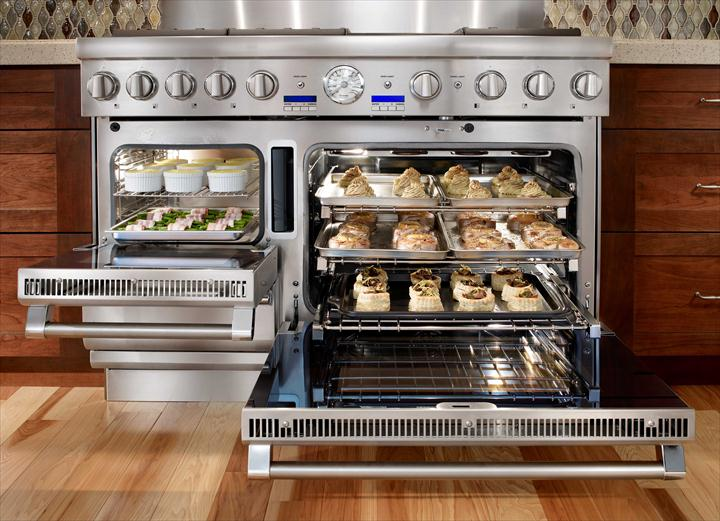 Pro Grand Steam Open Ovens