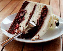 Coberturas e recheios de bolo 12