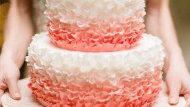 Bolos com babados (Ruffle cakes) 18