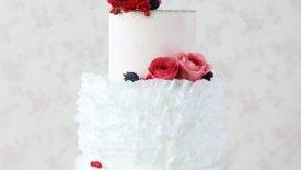 Bolos com babados (Ruffle cakes) 28
