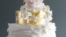 Bolos com babados (Ruffle cakes) 22
