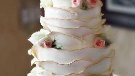 Bolos com babados (Ruffle cakes) 4