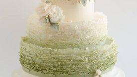 Bolos com babados (Ruffle cakes) 7