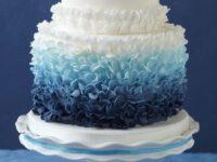 Bolos com babados (Ruffle cakes) 9