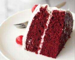 Red velvet vegano 3