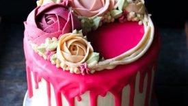 Flores, aquarela, galáxia, guirlanda, suculentas e tall cakes 38