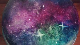Flores, aquarela, galáxia, guirlanda, suculentas e tall cakes 25