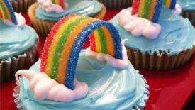 Cupcakes para o dia das crianças 2