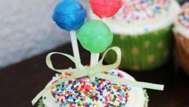 Cupcakes para o dia das crianças 10
