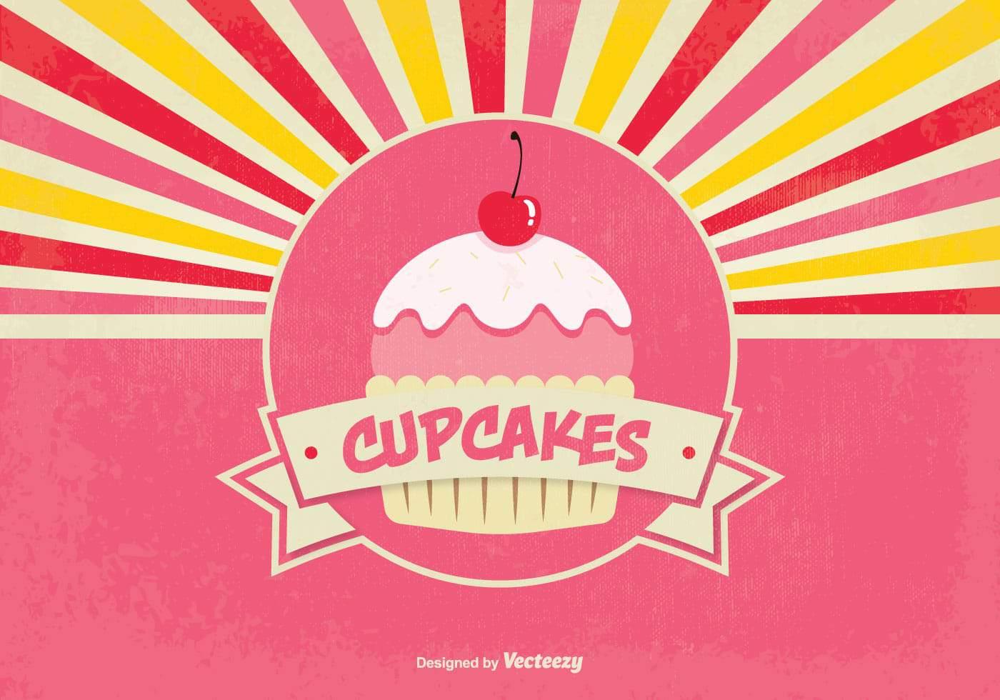 Logotipo gr tis para o seu neg cio de cupcakes ou doces for Logos para editar